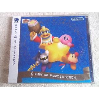 「新品」星のカービィWii ミュージックセレクション(ゲーム音楽)