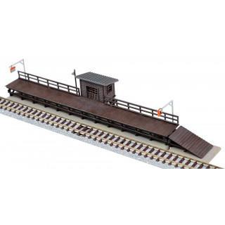 ☆★人気★☆トミーテック ジオコレ 建物コレクション 149 駅F ジオラマ用品(鉄道模型)