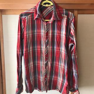 ノーアイディー(NO ID.)のNOID ノーアイディー  ネルシャツ チェックシャツ(シャツ)