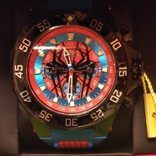 インビクタ(INVICTA)のインヴィクタ限定腕時計 【スパイダーマン】(腕時計(アナログ))