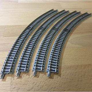 トミックス カーブレール C280-45 4本(鉄道模型)