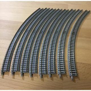 トミックス カーブレール C317-45 8本(鉄道模型)