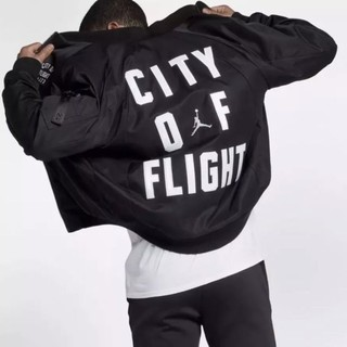 ナイキ(NIKE)のJordan Wings City Of Flight MA-1 Jacket(フライトジャケット)