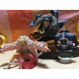 ワンピース 造形王頂上決戦Ⅱ クロコダイル & オマケ付き(ゲームキャラクター)