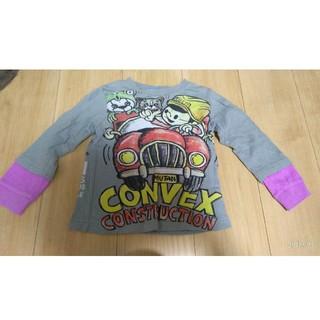 コンベックス(CONVEX)のコンベックス☆MUTAN(^_^)ロンT100cm(Tシャツ/カットソー)