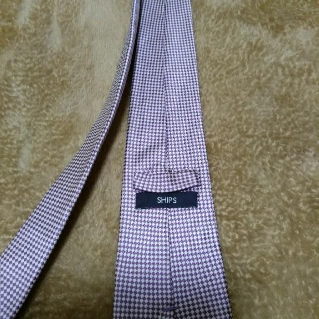 SHIPS(シップス)のSHIPS ネクタイ シップス メンズのファッション小物(ネクタイ)の商品写真