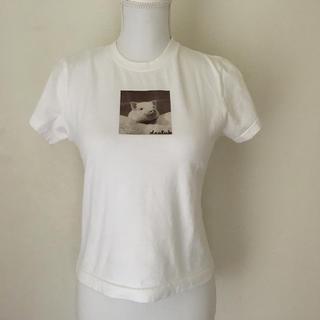 ドラッグストアーズ(drug store's)のd-29【ドラッグストアーズ】シンプルTシャツ(Tシャツ(半袖/袖なし))
