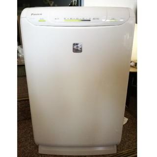 ダイキン(DAIKIN)のDAIKIN本社点検済み ダイキン 加湿空気清浄機 MCK65KJ7-W (空気清浄器)