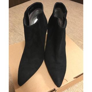 ギンザカネマツ(GINZA Kanematsu)の銀座かねまつ♡サイドゴアブーツ♡ブラック23cm(ブーツ)