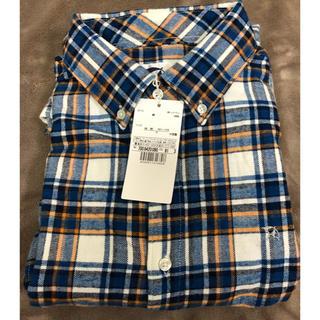 アーノルドパーマー(Arnold Palmer)のアーノルドパーマー  チェックシャツ   メンズL(Tシャツ/カットソー(七分/長袖))