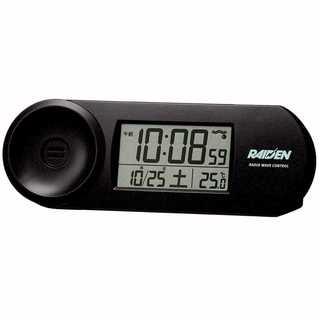 セイコークロック 置き時計 Raiden(置時計)
