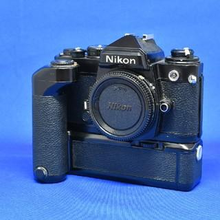 ニコン(Nikon)のニコン Nikon FE ワインダーグリップ MD-11 セット 通電しない(フィルムカメラ)