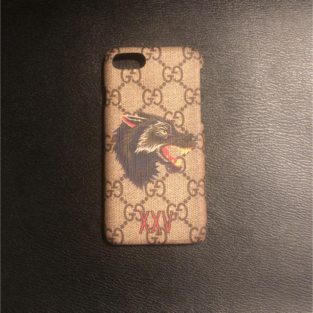 iphone7 ケース ディズニー tpu | Gucci - GUCCI iPhoneケース 7 8対応 正規品の通販 by sou's shop|グッチならラクマ