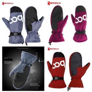 【ウィンタースポーツ】スキー スノーボード 登山 グローブ 手袋 防寒具 (ウエア/装備)