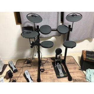 ヤマハ(ヤマハ)のYAMAHA DTX400 電子ドラム(電子ドラム)