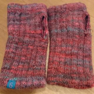 レイジブルー(RAGEBLUE)のレイジブルー 指なし手袋(手袋)