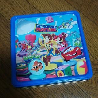 ディズニー(Disney)のディズニー お菓子缶 トイストーリー(小物入れ)