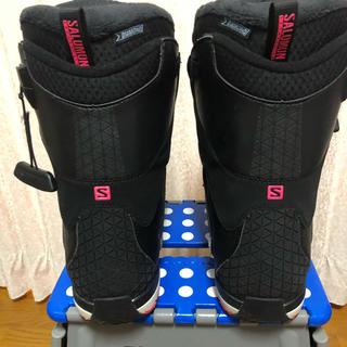 サロモン(SALOMON)の17-18 モデル SALOMON 「KIANA」 23.5cm WOMEN'S(ブーツ)