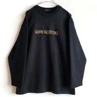 GIANNI VALENTINO - <新品>90s ジャンニバレンチノ スウェット