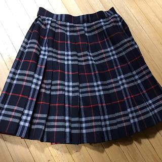 BURBERRY - バーバリー チェック スカート