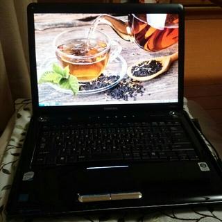 トウシバ(東芝)のノートパソコン 東芝Dynabook TX/66GBL、美品 即購入OK!(ノートPC)