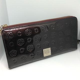 クレイサス(CLATHAS)のクレイサス エナメル長財布(財布)