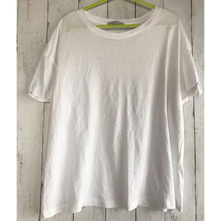 ザラ(ZARA)のTシャツ ZARA 美品(Tシャツ(半袖/袖なし))