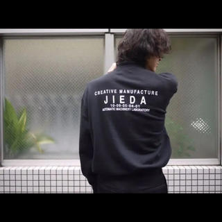ジエダ(Jieda)の19ss JieDa  ロゴ スウェット(スウェット)