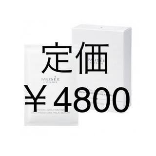 ミュゼコスメ リッチモイスチャーミルクセラム(60ml×6包)(ボディローション/ミルク)