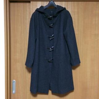 ダナキャランニューヨーク(DKNY)のDKNY  ダッフルコート 美品(ロングコート)