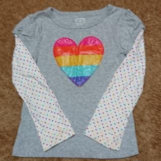 カーターズ(carter's)のCarter's カーターズ 長袖Tシャツ ロンT 5T(110)(Tシャツ/カットソー)