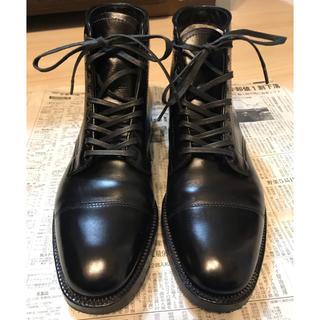 オールデン(Alden)のオールデン ストレートチップブーツ(ブーツ)