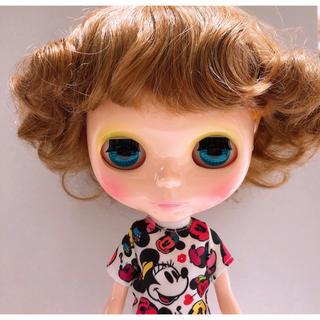 ブライス ウィッグ 12インチ(人形)