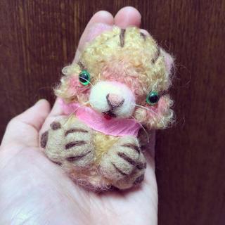羊毛フェルト❣️ブライスにも❣️(ぬいぐるみ)