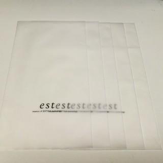 エスト(est)の美容系  エスト est ショップ袋 5枚(ショップ袋)