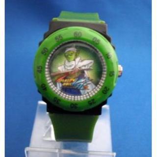 ドラゴンボールプラダイバーウォッチ-ピッコロ腕時計(腕時計)