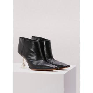 セリーヌ(celine)のCELINE Facetted heel ankle boot アンクルブーツ(ブーツ)