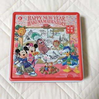 ディズニー(Disney)のディズニーお正月2019 クッキー(菓子/デザート)