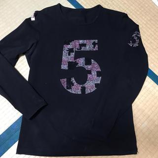 ハイドロゲン(HYDROGEN)のウザリス 5 長袖 ロンT(Tシャツ/カットソー(七分/長袖))