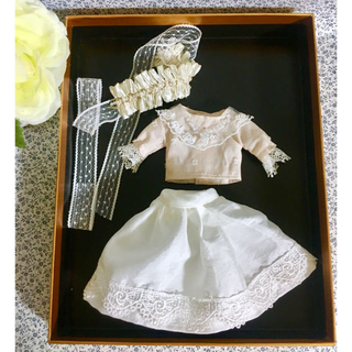 ブライスアウトフィット☆ハンドメイド Anne*dress(その他)
