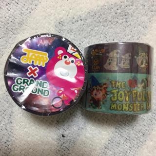 グラグラ(GrandGround)のJAM & GRAND GROUND マスキングテープ(その他)