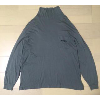ケンゾー(KENZO)のKENZO ケンゾー golf ロゴ タートルネック ハイネック ロンT(Tシャツ/カットソー(七分/長袖))