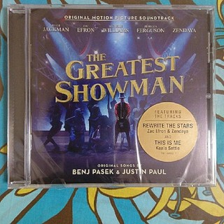 The Greatest Showman OST(映画音楽)
