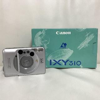 キヤノン(Canon)のCanon IXY 310 フィルム・カメラ(フィルムカメラ)