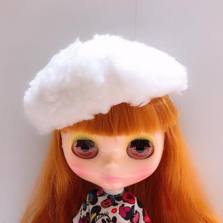 ブライス 帽子 ベレー帽(人形)