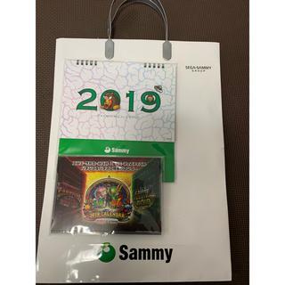 サミー(Sammy)のSammy サミー カレンダー 卓上カレンダー セット(カレンダー/スケジュール)