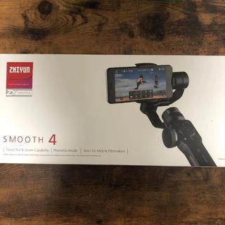 ZHIYUN smooth4 ジンバル(ビデオカメラ)