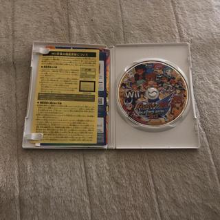 ウィー(Wii)のイナズマイレブンGOストライカーズ2013(家庭用ゲームソフト)