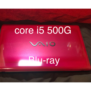 ソニー(SONY)のSONY VAIO Eシリーズ win10 Office搭載  Blu-ray(ノートPC)
