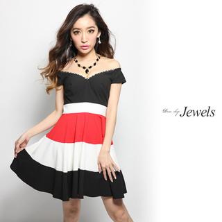 ジュエルズ(JEWELS)のJEWELS 新品ドレス(ナイトドレス)